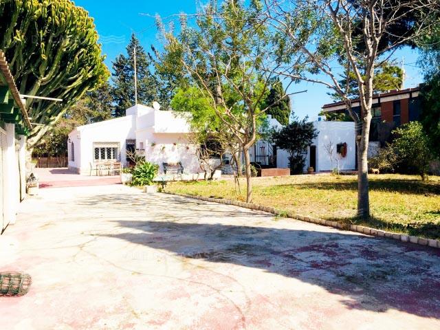 Chalet independiente en La Albufereta