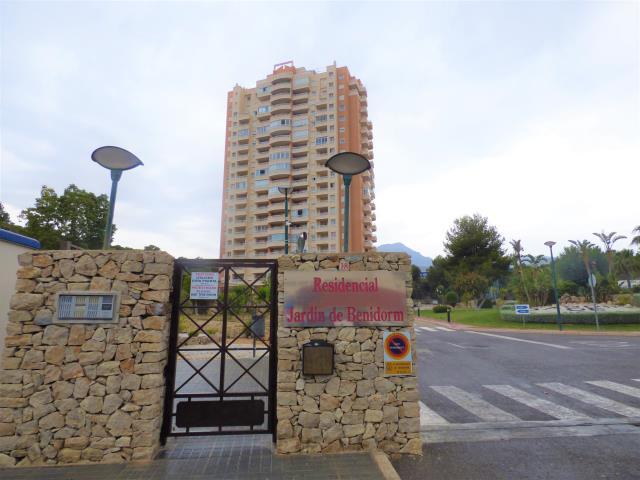 Plazas de garaje en Benidorm