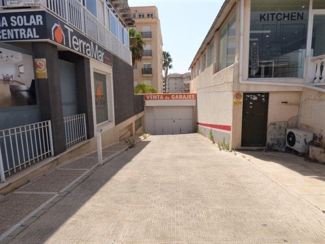 Plazas de Garaje en Altea