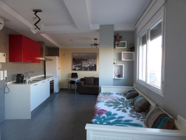 Studio Penthouse in el centro de El Campello