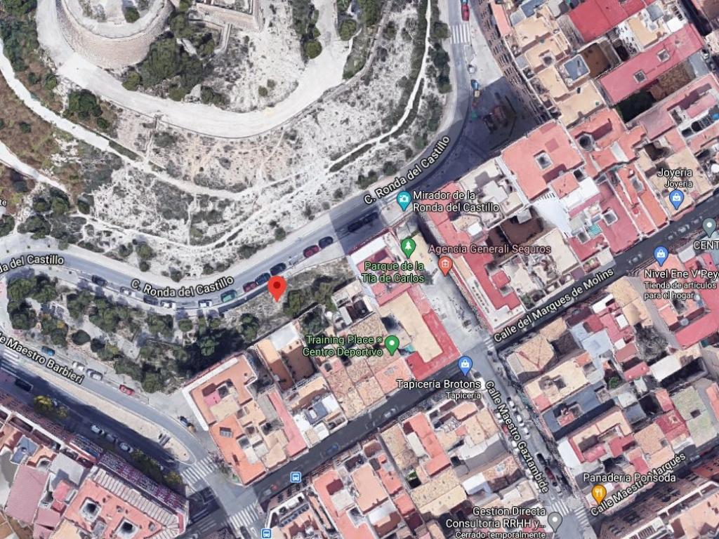 Suelo Urbano en Alicante