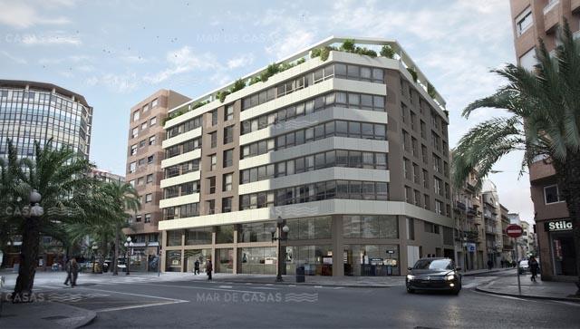 Piso en Centro de Alicante