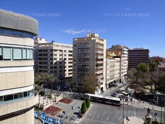 Venta De Oficina En Carolinas Alicante