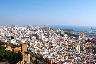 Vivir en Almería - comprar casa en Almería